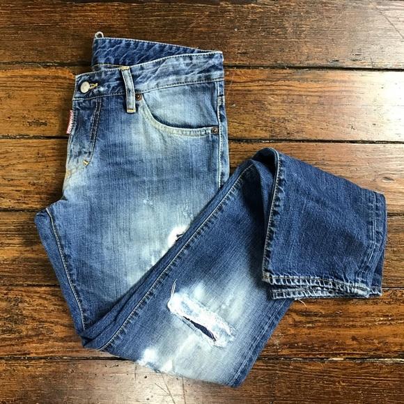 38f494428ea6e DSQUARED Other - [DSQUARED2] Men's Jeans (Italian 46 USA Waist 30)